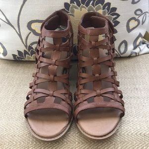Girls Sandals by Mia Kids-Size 4 NWOT